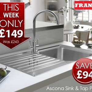 Franke Ascona Weekly Deals