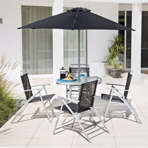 Taps UK Competitions Patio Furniture Set