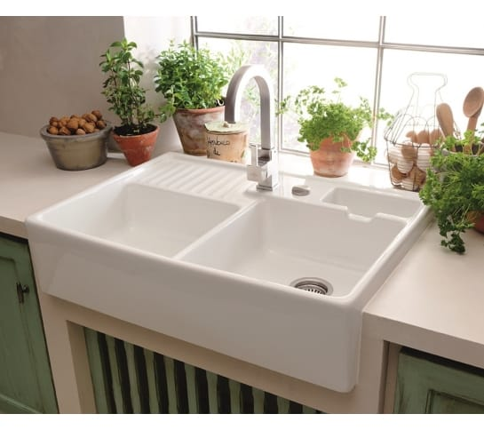 Staff Review - Villeroy & Boch Butler 90 Sink | Taps UK Blog