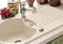 Cream ceramic sinks kitchen shaws edgworth 1 5 bowl white ceramic ceramic kitchen sinks from taps uk workwithnaturefo