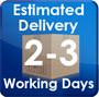 2-3 Working Days Delivery