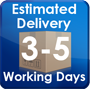 3-5 Working Days Delivery