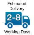 2-8 Working Days Delivery