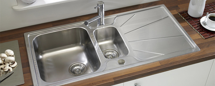 Stainless Steel Kitchen Sink Are The Most Common Choice For British And Has Been Over 100 Years Sinks Available In