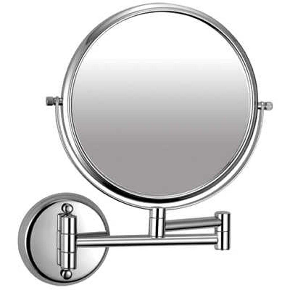 6 wall mounted bathroom swivel shaving mirror 6034 none from 6 wall mounted bathroom swivel shaving mirror 6034 amipublicfo Gallery