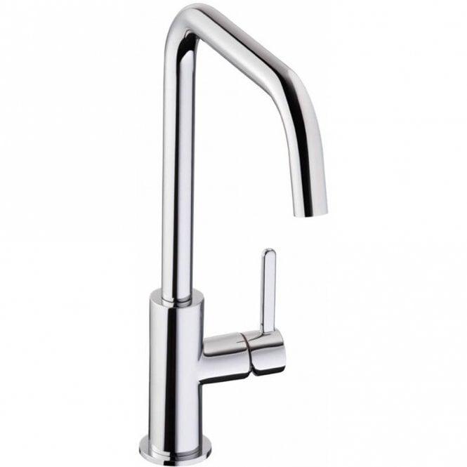 Abode Althia Chrome Single Lever Kitchen Sink Mixer Tap At1258