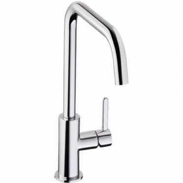 Abode Althia Chrome Pull Out Rinser Kitchen Sink Mixer Tap AT1260