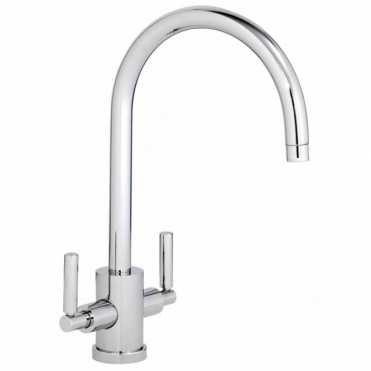 Abode Atlas Aquifier Chrome Monobloc Kitchen Sink Mixer Tap AT2003