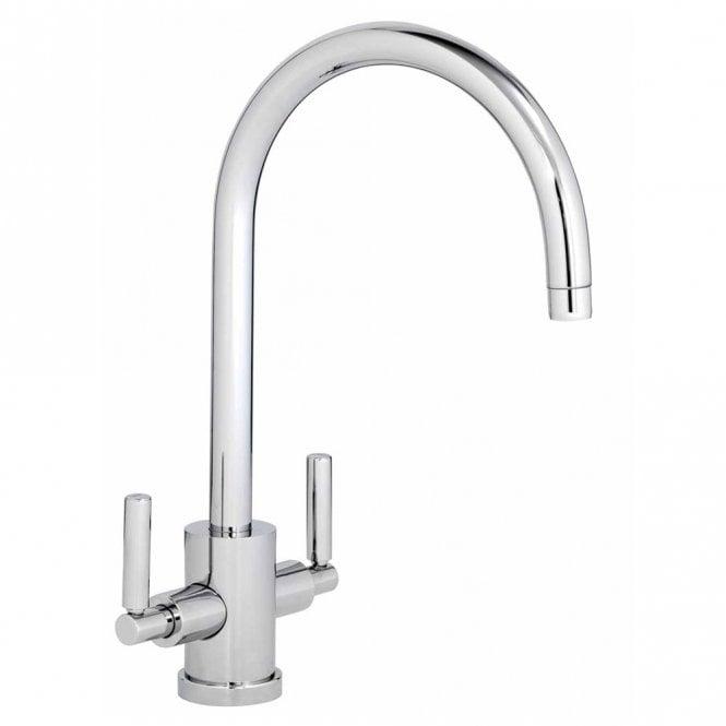 Abode Atlas Brushed Nickel Monobloc Kitchen Sink Mixer Tap AT1054 ...