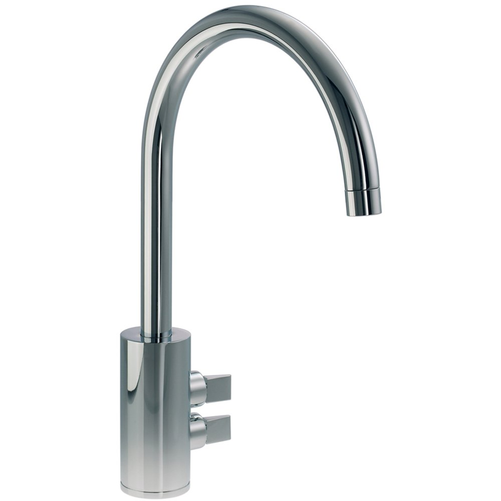 Stunning  Taps › Abode › Abode Fliq Chrome Monobloc Kitchen Sink Mixer Tap 1000 x 1000 · 43 kB · jpeg