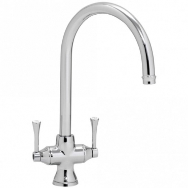 Abode Gosford Aquifier Chrome Monobloc Kitchen Sink Mixer Tap AT2005