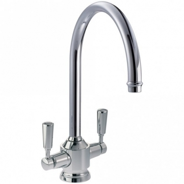 Abode Hargrave Chrome Monobloc Kitchen Sink Tap AT1150