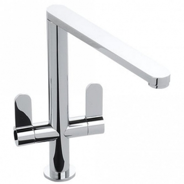 Abode Linear Chrome Monobloc Kitchen Sink Mixer Tap AT1185