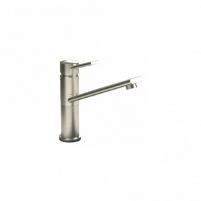 Abode Specto Brushed Steel Single Lever Kitchen Sink Mixer Tap AT1225
