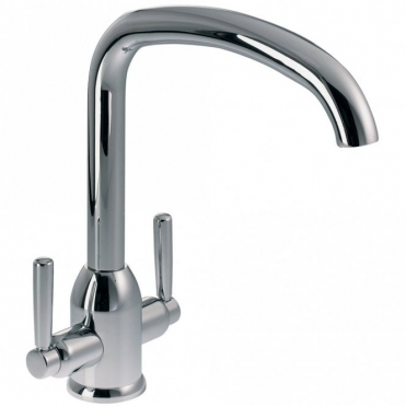 Abode Tate Chrome Monobloc Kitchen Sink Mixer Tap AT1111
