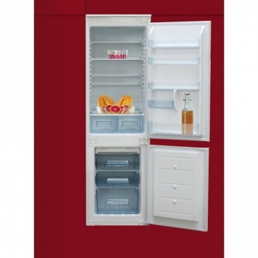 Astini 251 Litre White Built-in Frost Free Fridge Freezer 0307UFFCB