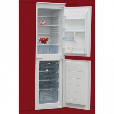 Astini 256 Litre White Built-in Fridge Freezer 0505ICRH