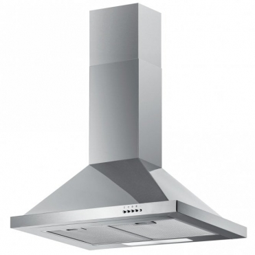 Astini 70cm Stainless Steel Chimney Hood SS207WF