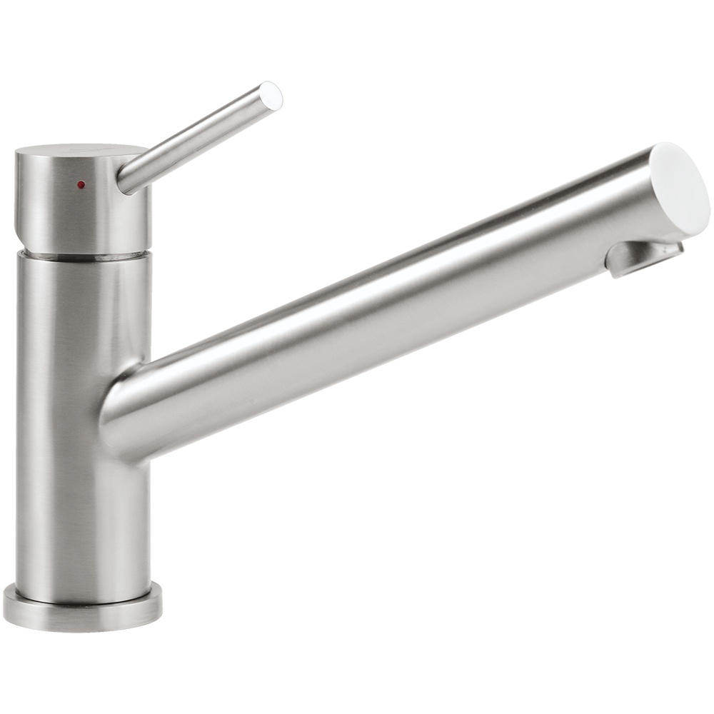 ... ? Astini Aldo Brushed Stainless Steel Kitchen Sink Mixer Tap HK64