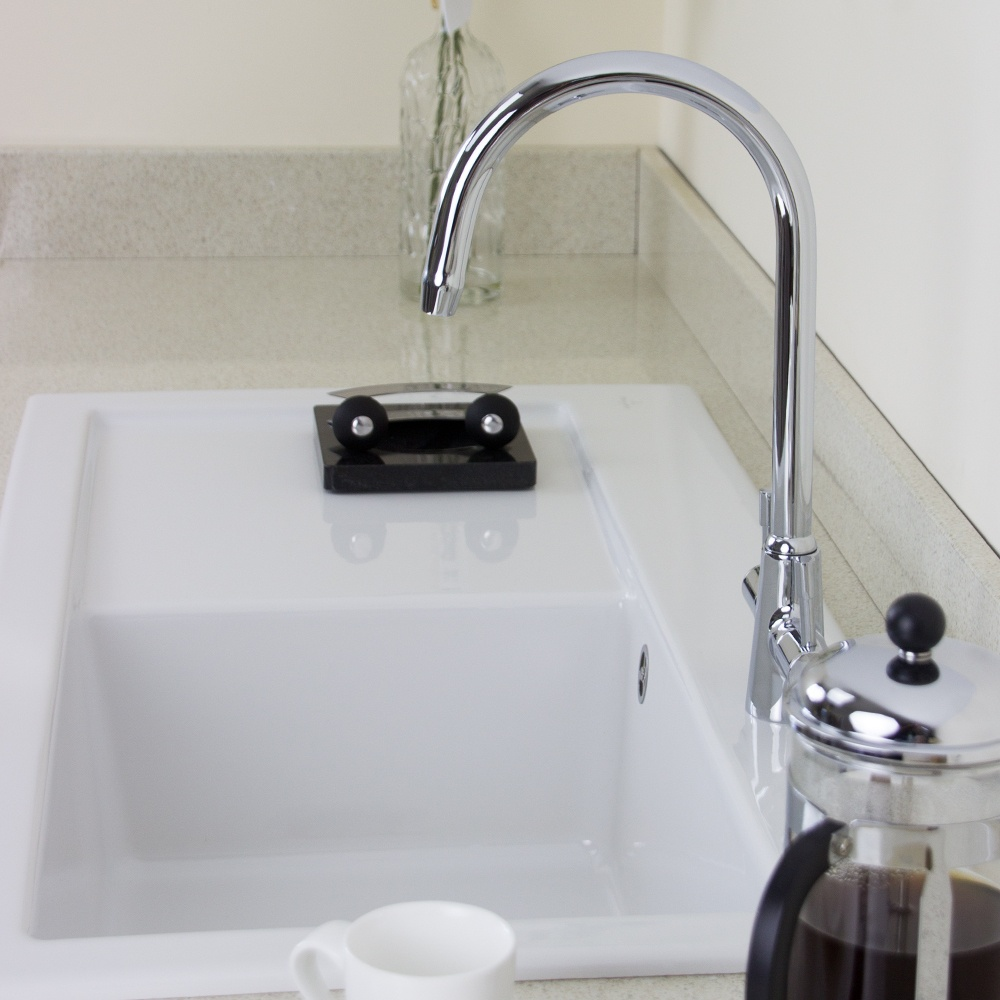 Twin Kitchen Sink : ... ? View All Twin Lever Taps ? View All Astini Twin Lever Taps