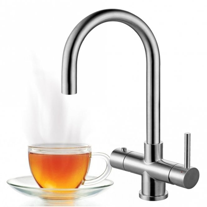 Astini Bollente 3 In 1 Ambient Hot Water Stainless Steel Kitchen