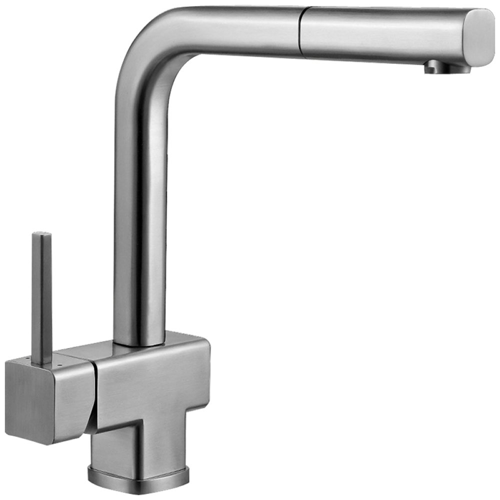 Brushed Stainless Steel Kitchen Sink Taps - Sink Ideas