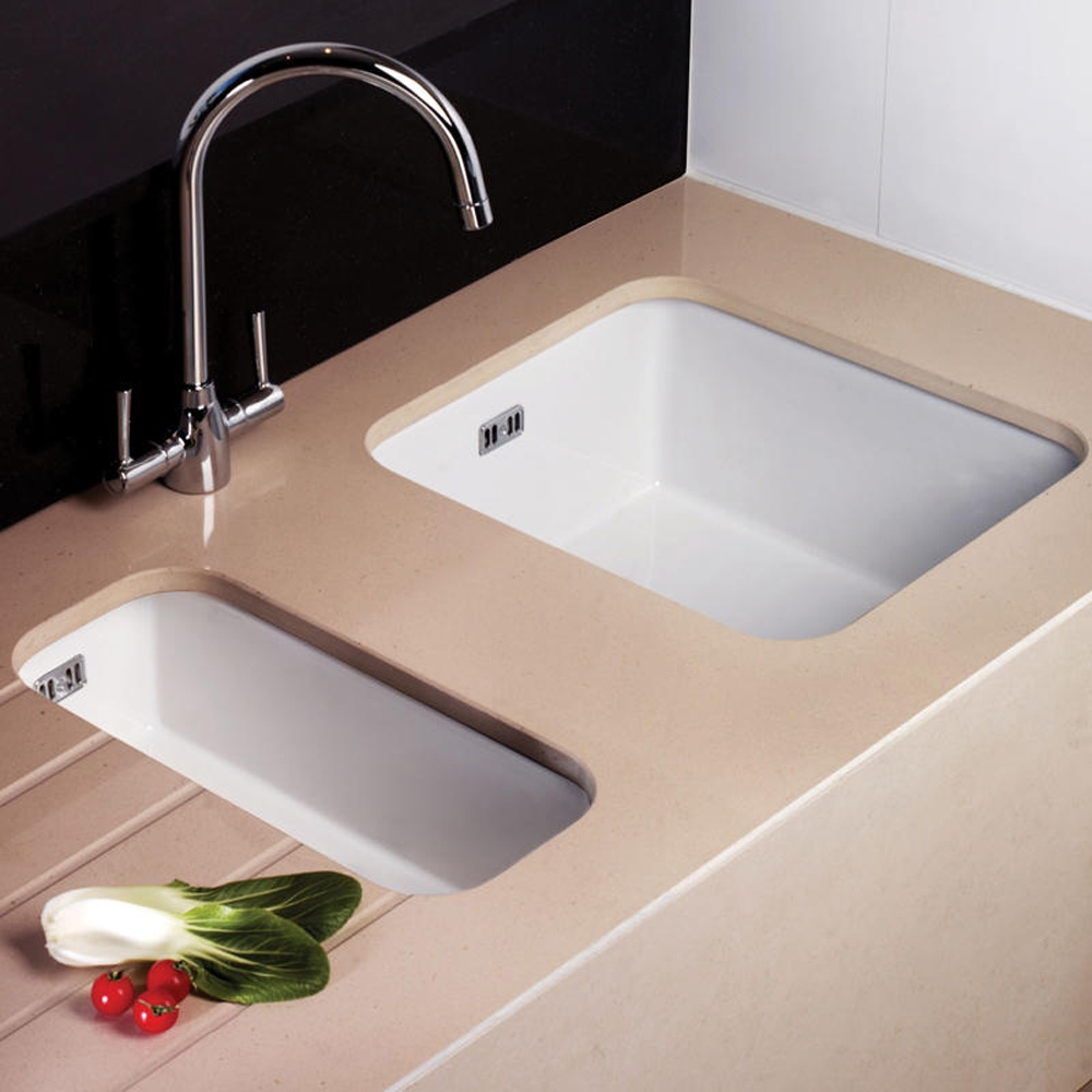 ... All Undermount Kitchen Sinks ? View All Single Bowl Ceramic Sinks
