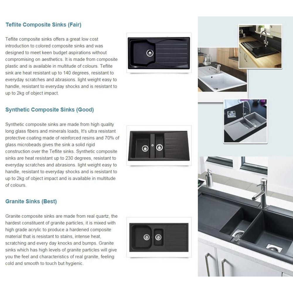 Franke Black Kitchen Tap : ... Kitchen Sinks ? View All Astini and Franke Granite Kitchen Sinks