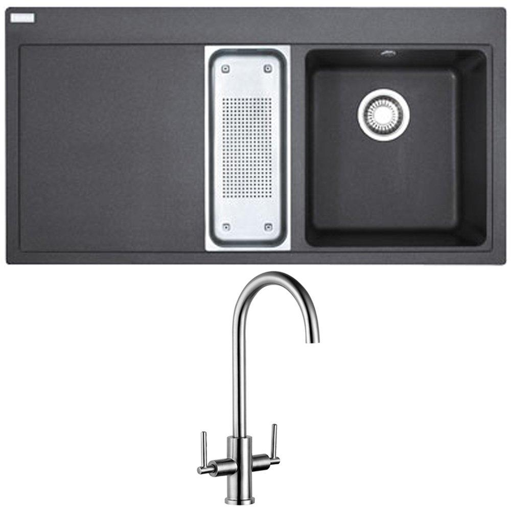 Franke Black Tap : and franke view all granite kitchen sinks view all astini and franke ...