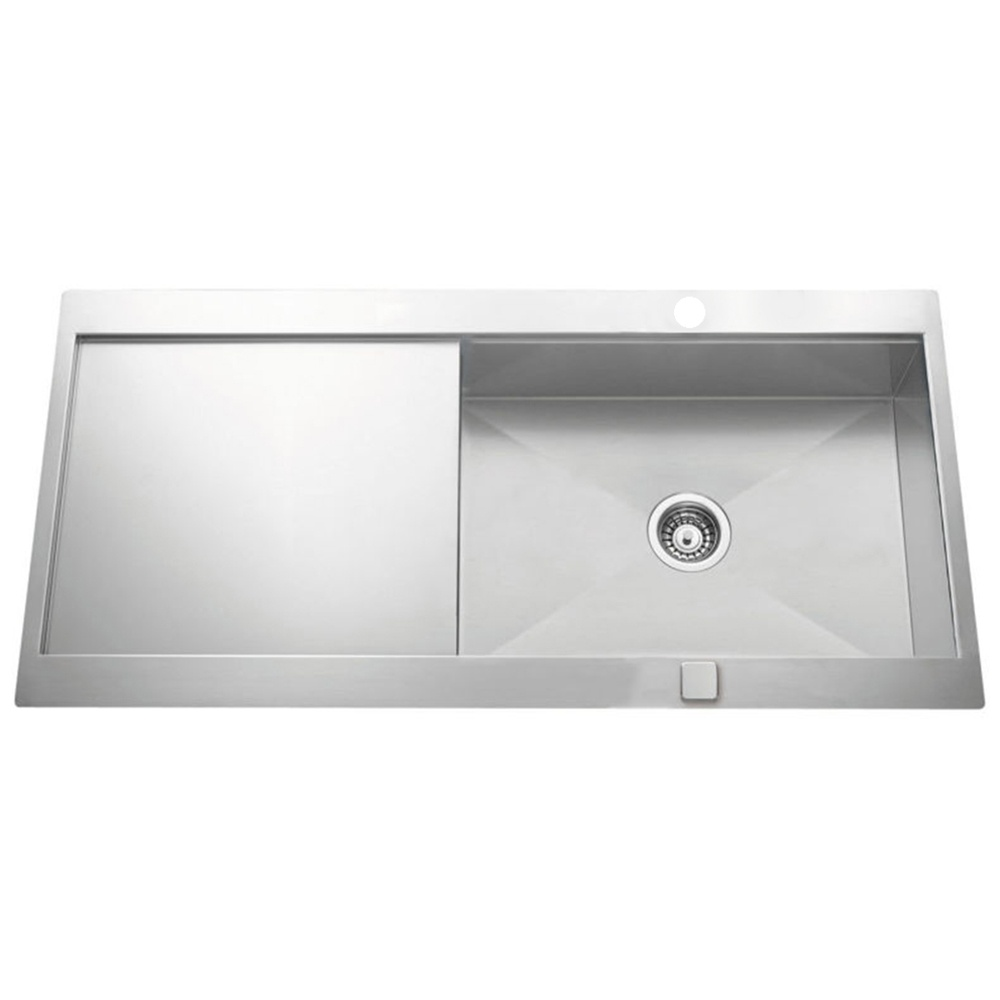 Brushed Stainless Steel Sinks Kitchen : ... Astini ? View All 1.0 Bowl Sinks ? View All Astini 1.0 Bowl Sinks