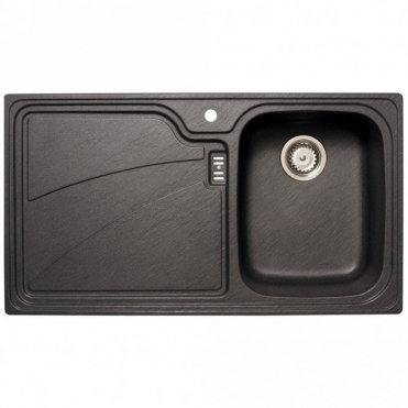 blanco granite kitchen sinks - Granite Kitchen Sinks for Real Stone Look  and Feeling in the Kitchen – LawnPatioBarn.com