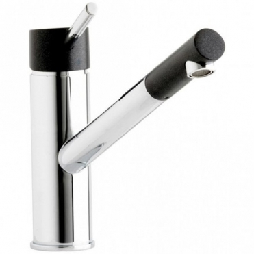 Astracast Ariel Black Chrome Kitchen Sink Mixer Tap TP0763