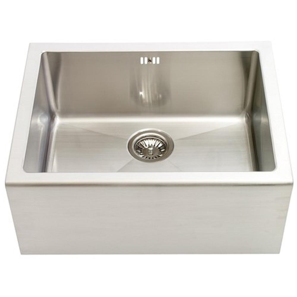 Sink Accessories : basket strainer in stainless steel modern kitchen sink accessories