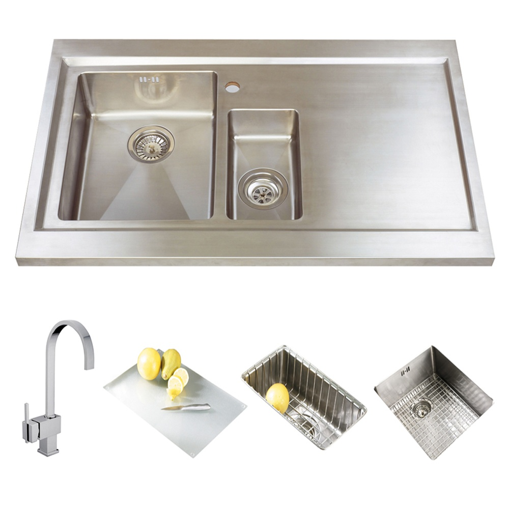 Kitchen Sink Attachments : ... Astracast ? View All 1.5 Bowl Sinks ? View All Sink Accessories