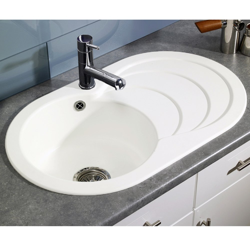 Granite Sink Bowl : ... all granite kitchen sinks view all astracast granite kitchen sinks