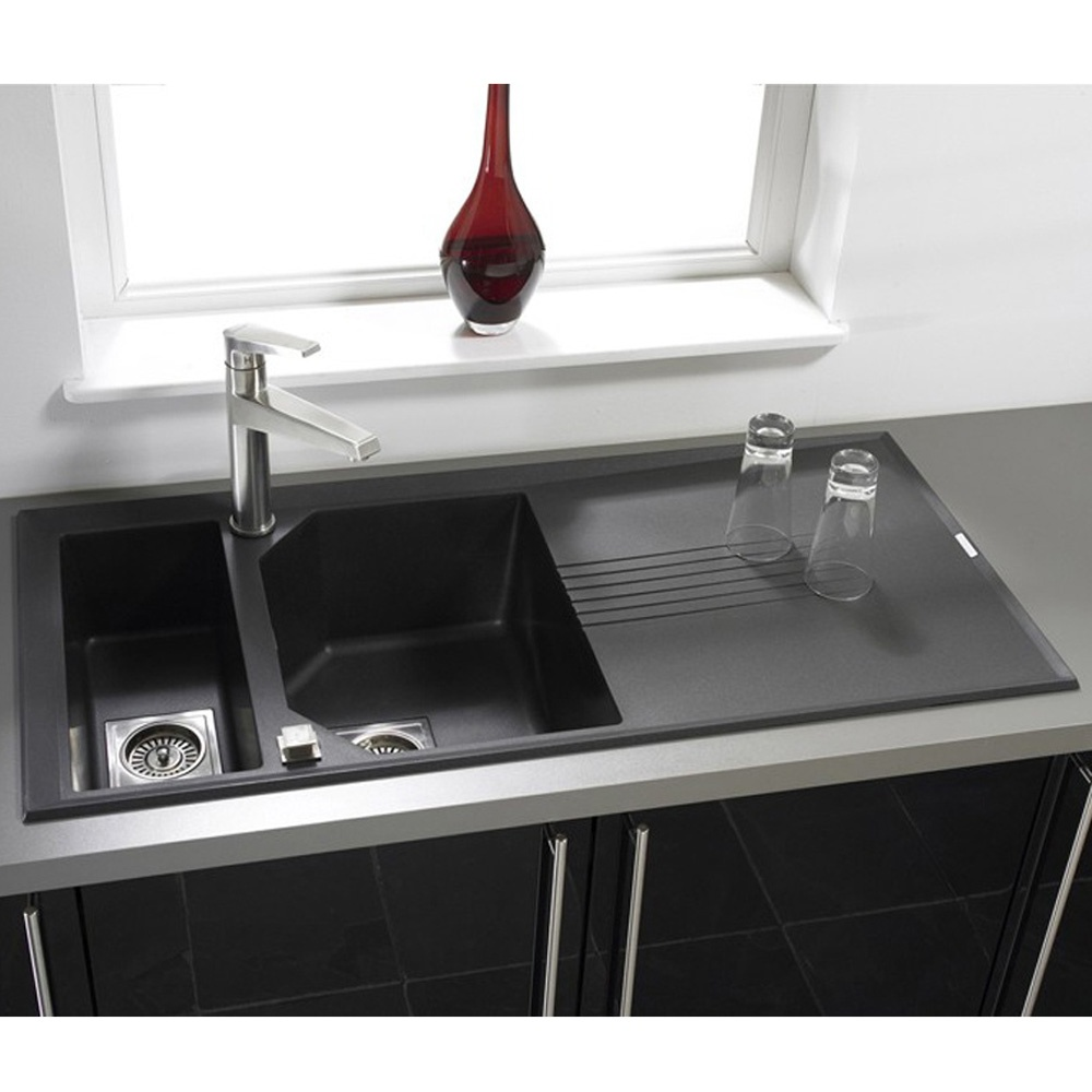 Rok Granite Sinks : ... ? View All 1.5 Bowl Sinks ? View All Astracast 1.5 Bowl Sinks