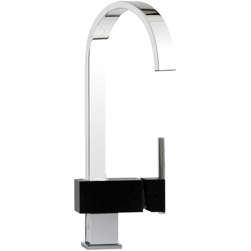 astracast indus chrome black kitchen sink mixer tap tp0761 p1134 70967 zoom