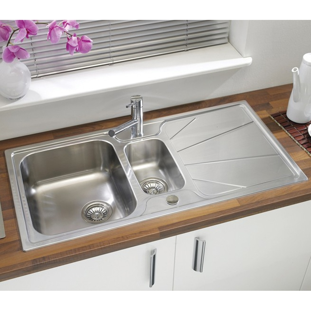 Kitchen Sink Attachments : ... ? View All 1.5 Bowl Sinks ? View All Astracast 1.5 Bowl Sinks