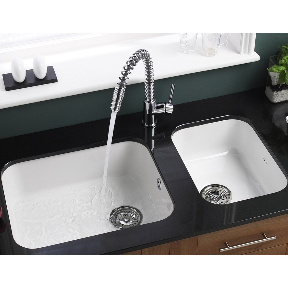 Astracast Sinks : Home ? Astracast ? Astracast Lincoln 3040 1.0 Bowl Gloss White ...
