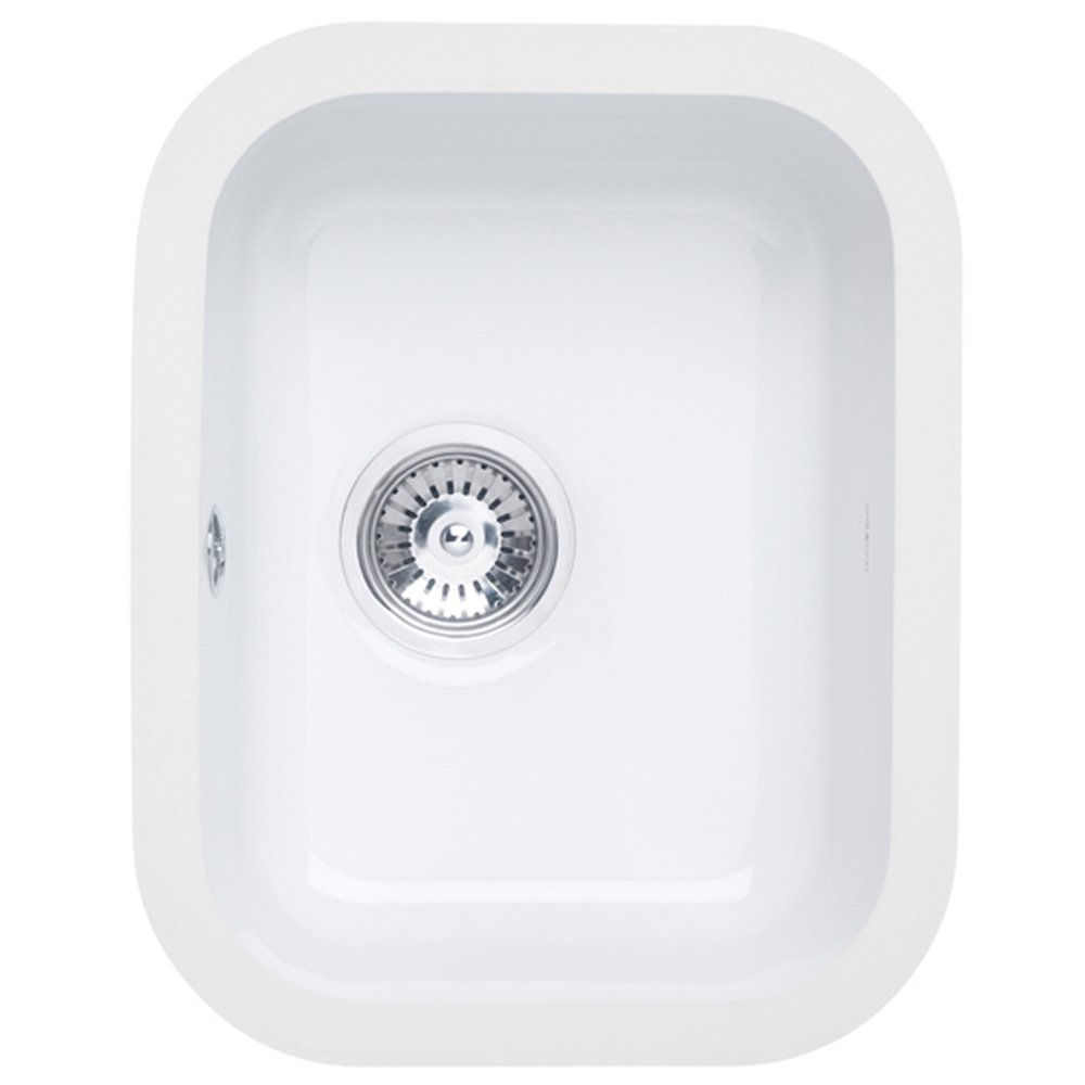 White Kitchen Sink Undermount Ceramic Kitchen Sinks Taps Uk