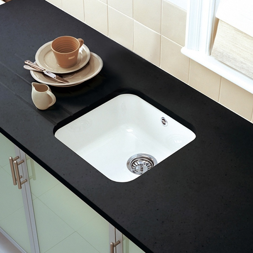 Astracast Sinks : Home ? Astracast ? Astracast Lincoln 4040 1.0 Bowl Gloss White ...