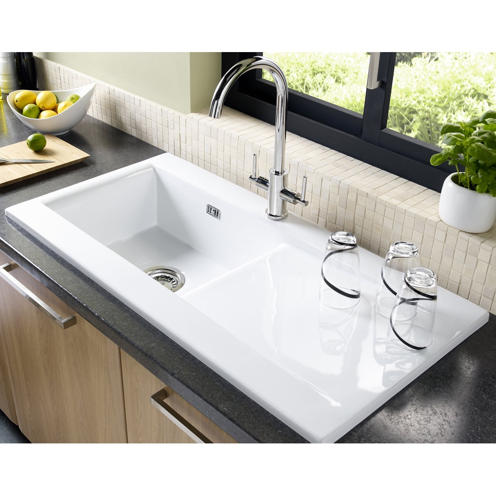 all ceramic kitchen sinks view all astracast ceramic kitchen sinks