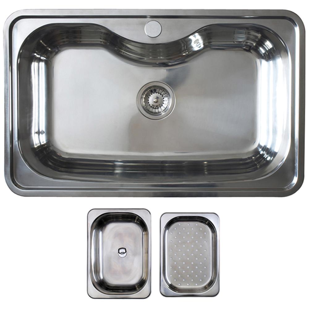 Sink Accessories : ... Steel Kitchen Sink & Accessories OL10XXHOMEPK - Astracast from TAPS UK
