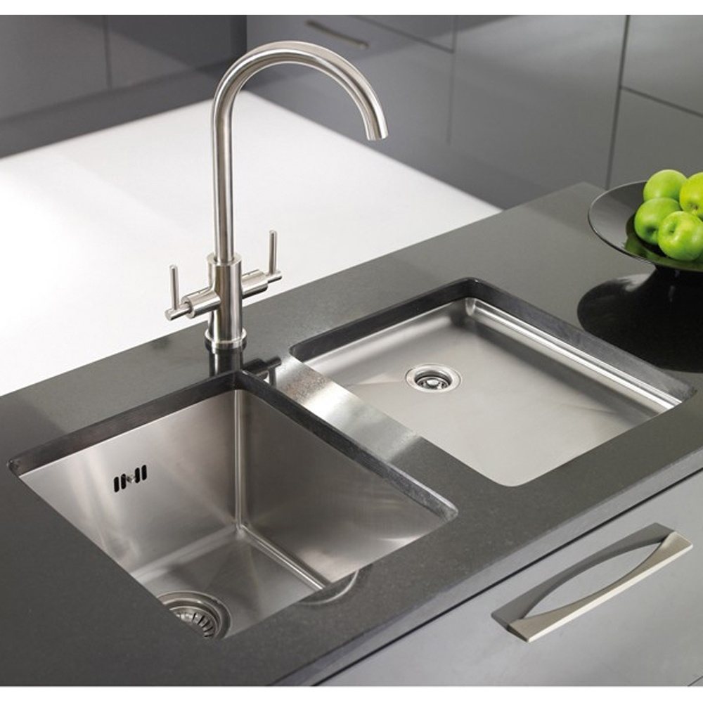 Http Www Tapsuk Com Astracast Onyx 4034d Brushed Stainless Steel Undermount Kitchen Sink Drainer P1215