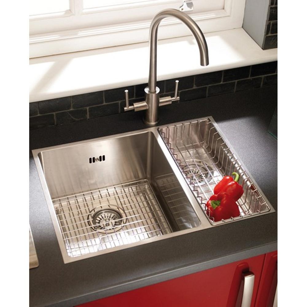 Astracast yx 4053 1 5 Bowl Stainless Steel Kitchen Sink