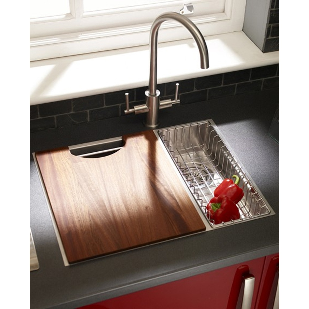 Kitchen Sink Attachments : ... ? View All 1.5 Bowl Sinks ? View All Undermount Kitchen Sinks