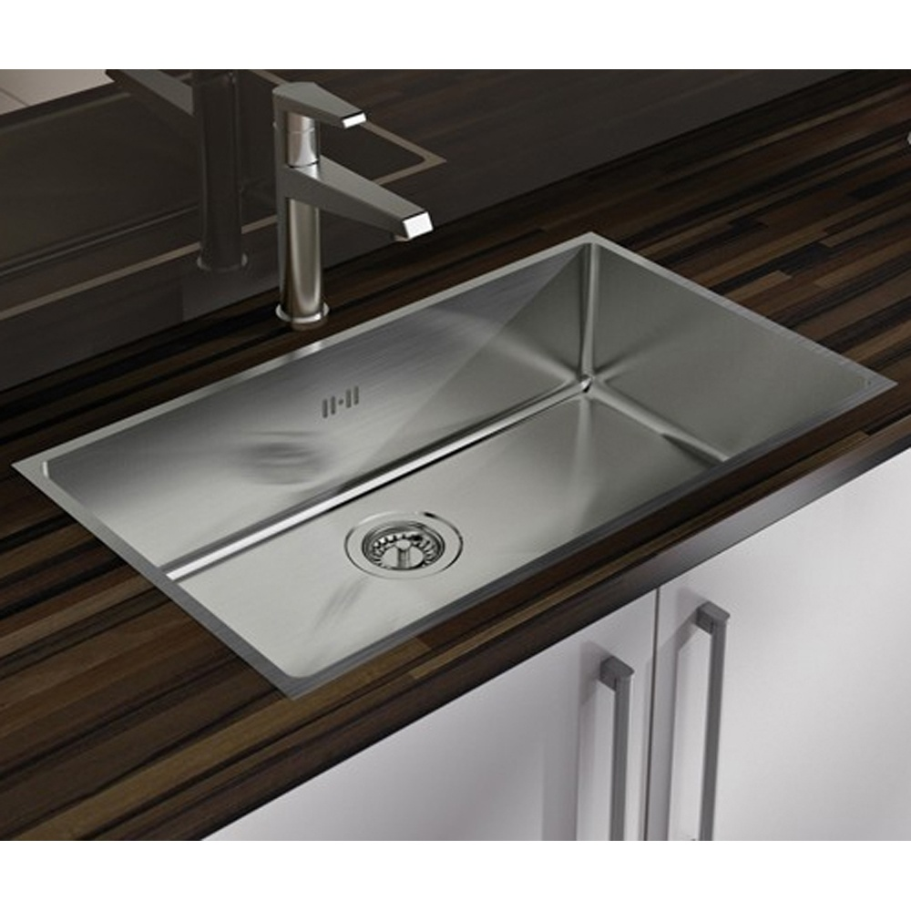 Brushed Stainless Steel Sinks Kitchen : ... ? View All 1.0 Bowl Sinks ? View All Astracast 1.0 Bowl Sinks