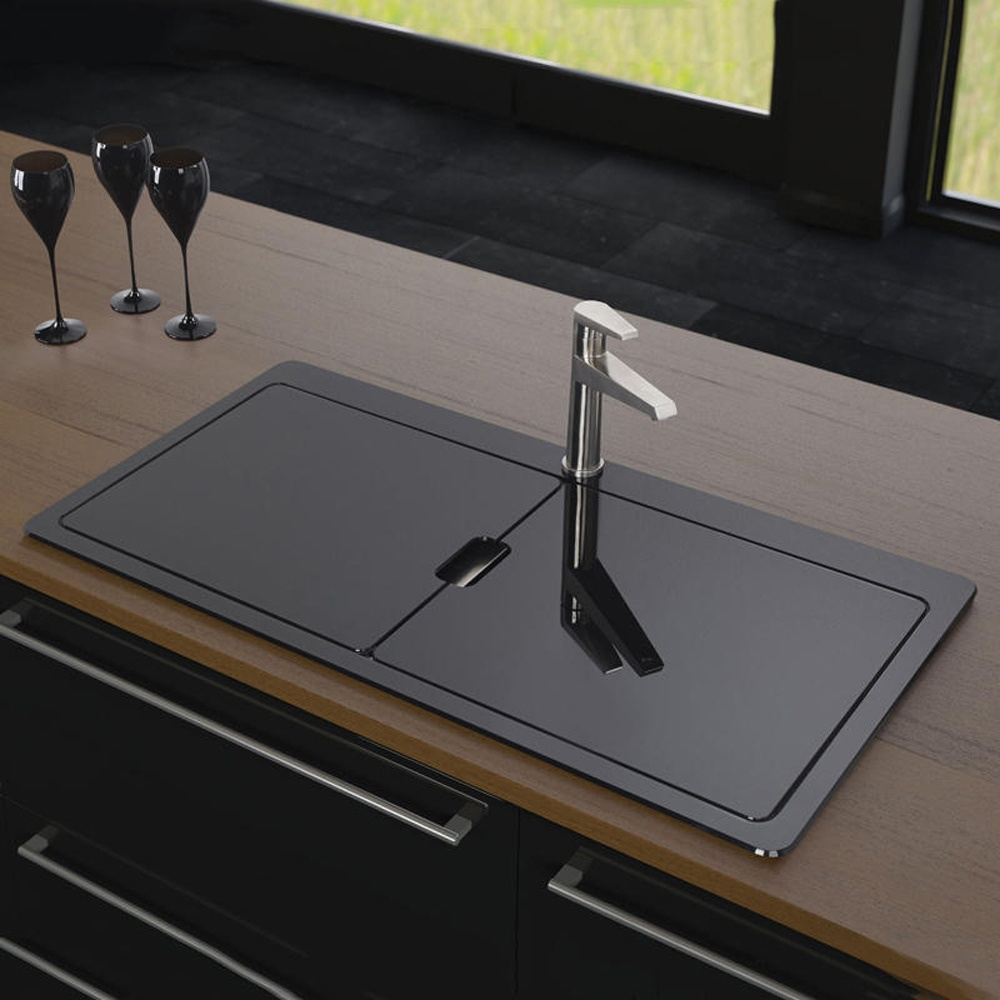Black Stainless Kitchen Sink : ... ? View All 1.0 Bowl Sinks ? View All Astracast 1.0 Bowl Sinks