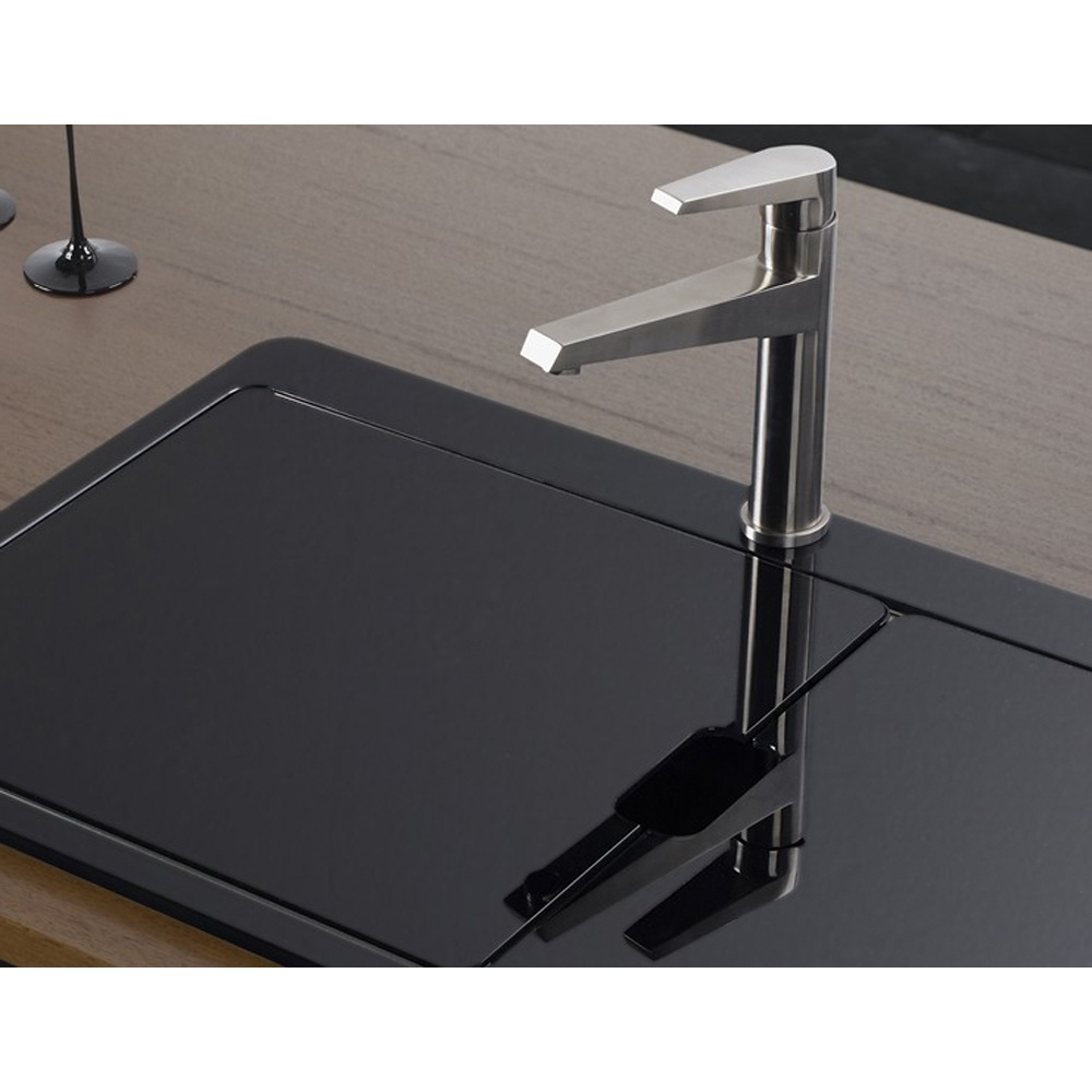 Black Stainless Kitchen Sink : ... ? View All 1.5 Bowl Sinks ? View All Astracast 1.5 Bowl Sinks