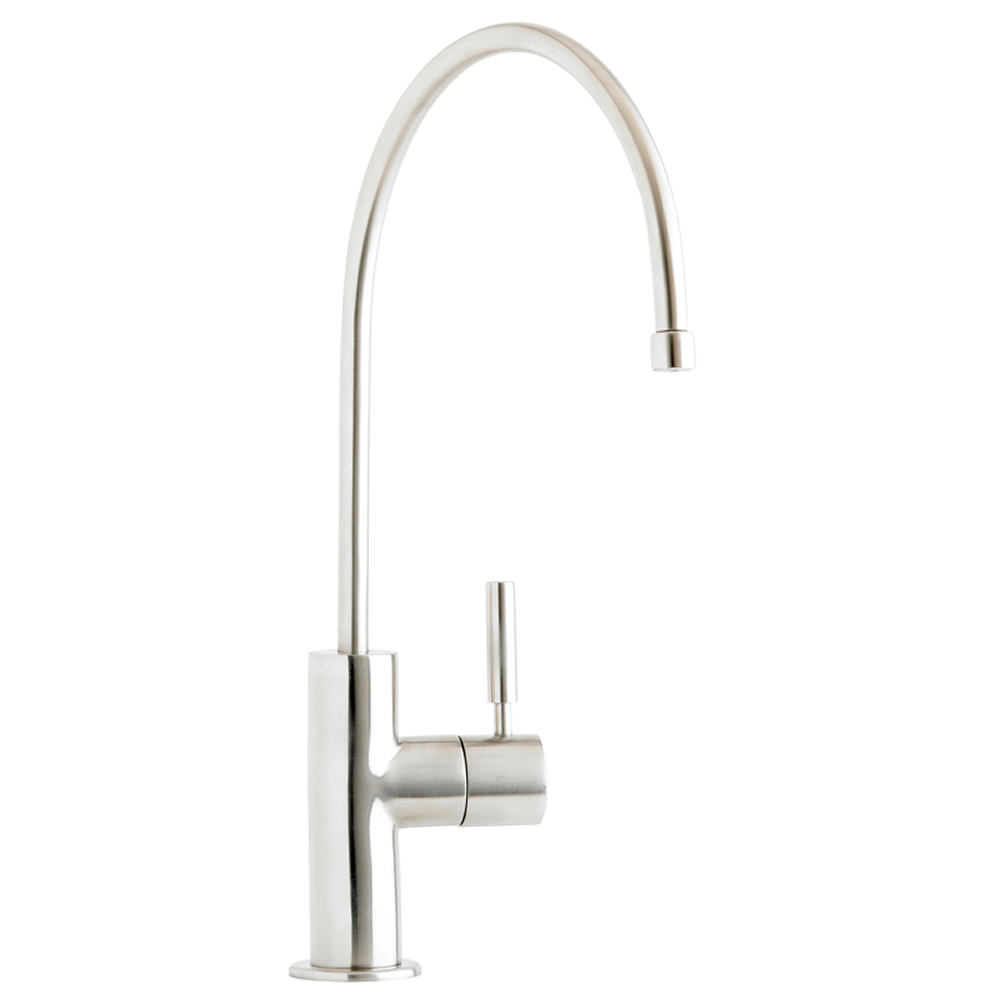 astracast vida springflow brushed steel kitchen sink filter tap tp0765. Interior Design Ideas. Home Design Ideas